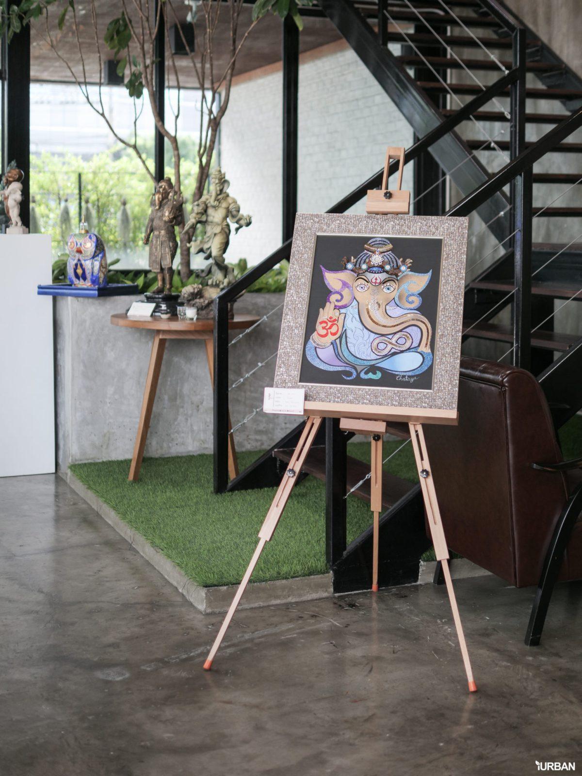 "7 Simply Creative Cafe & Bar ในย่านไลฟ์สไลต์สุดฮิป กับ 24 Hr. Co-Working Space กลาง New Interchange ""รัชดา - ลาดพร้าว"" 59 - cafe"