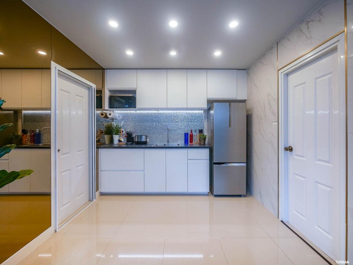 ไอเดียแต่งบ้าน รีโนเวทครัวให้สวยหรูสไตล์ Modern Luxury แบบจบงานไว ไม่กระทบโครงสร้างเดิม 88 - jorakay