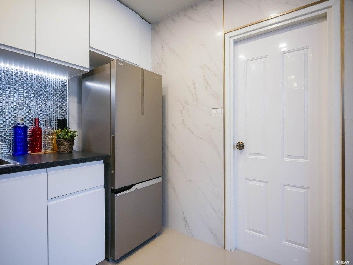 ไอเดียแต่งบ้าน รีโนเวทครัวให้สวยหรูสไตล์ Modern Luxury แบบจบงานไว ไม่กระทบโครงสร้างเดิม 91 - jorakay