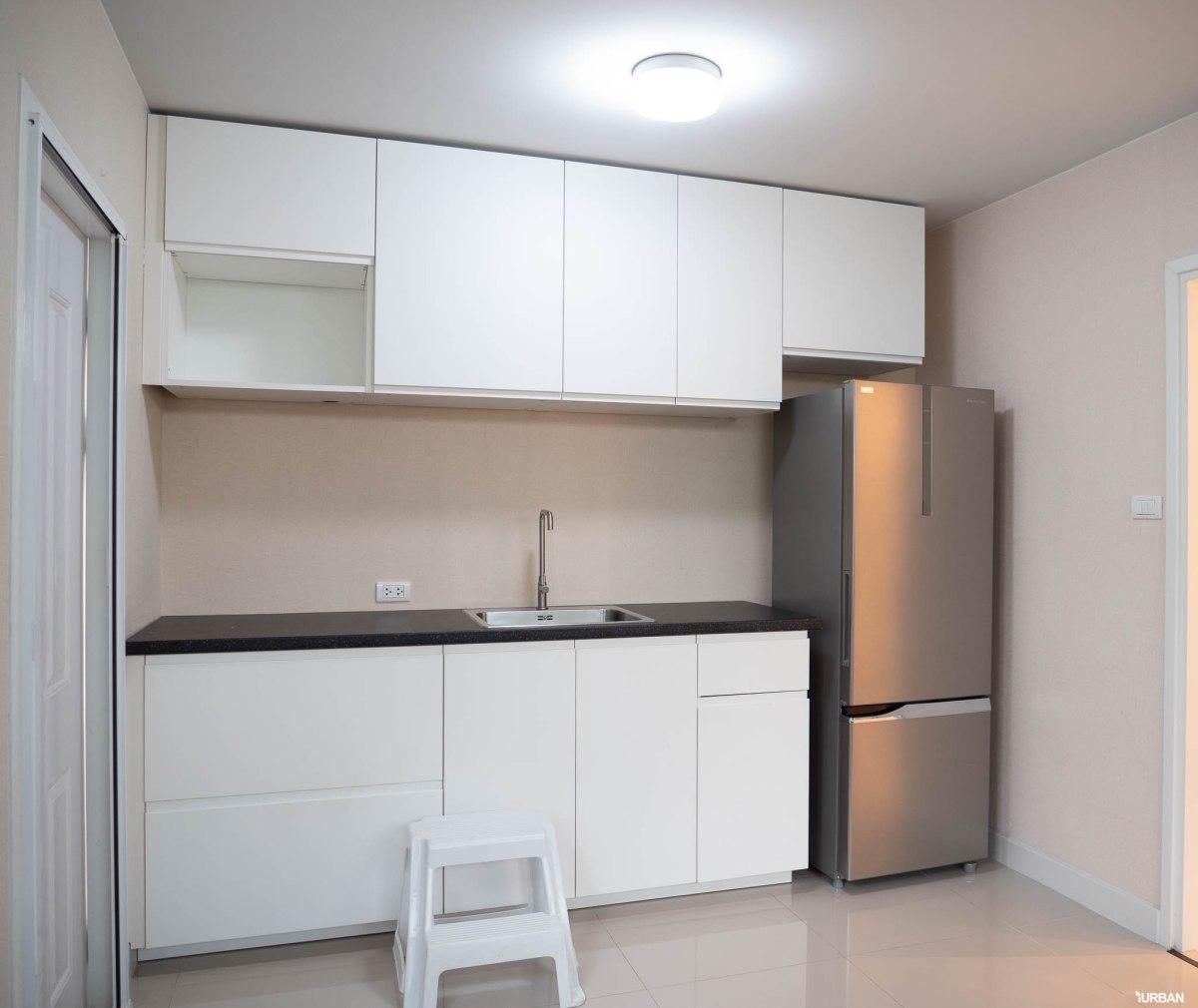 ไอเดียแต่งบ้าน รีโนเวทครัวให้สวยหรูสไตล์ Modern Luxury แบบจบงานไว ไม่กระทบโครงสร้างเดิม 25 - jorakay
