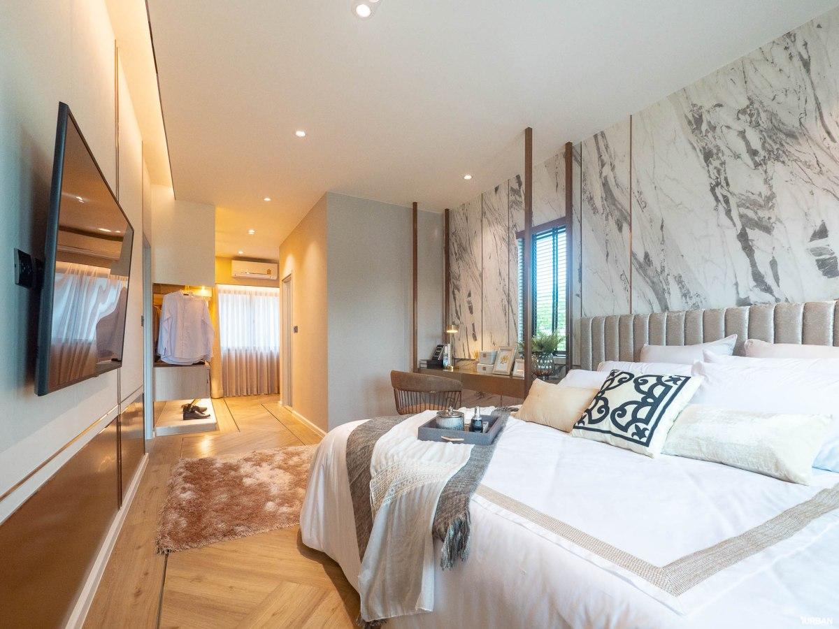 รีวิว URBANIO วิภาวดี-แจ้งวัฒนะ พรีเมียมทาวน์โฮม 3 ชั้นสุดสวย ใกล้สถานี Interchange เริ่ม 5.59 ล้าน จาก Ananda 65 - Premium