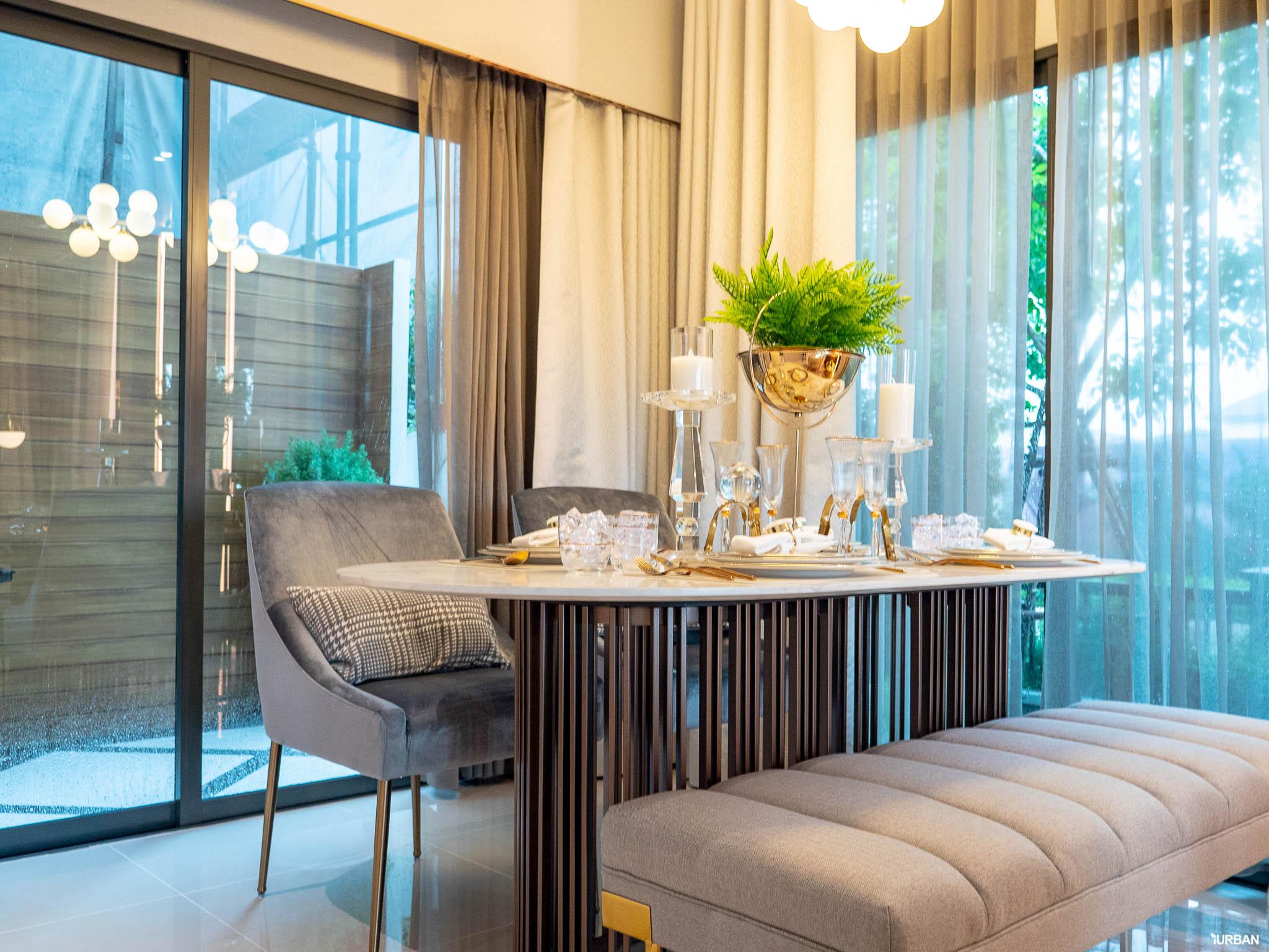 รีวิว URBANIO วิภาวดี-แจ้งวัฒนะ พรีเมียมทาวน์โฮม 3 ชั้นสุดสวย ใกล้สถานี Interchange เริ่ม 5.59 ล้าน จาก Ananda 38 - Premium