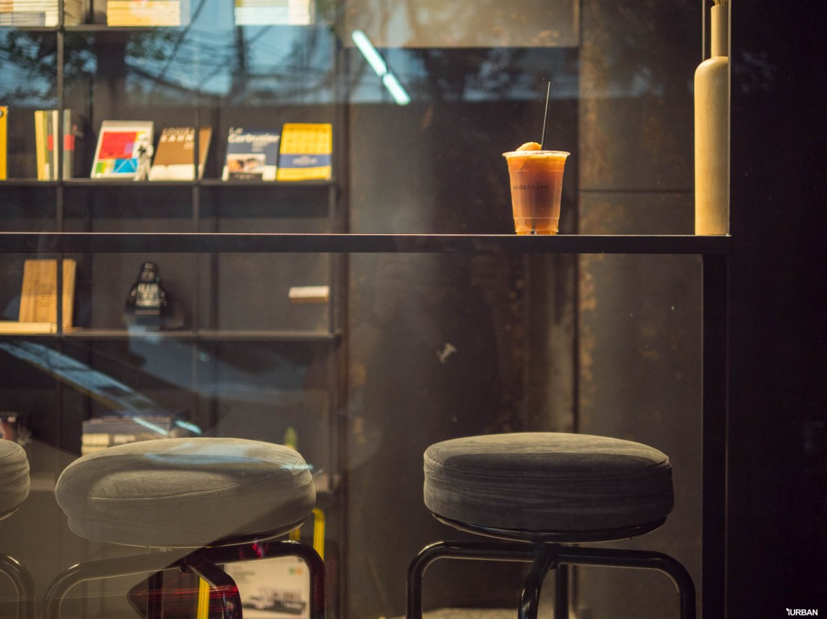MODERNISM: ARCHITECT CAFE คาเฟ่ที่จะทำให้คุณได้ทึ่งพร้อมสัมผัสของจริงกับงานสถาปัตยกรรมสไตล์ modern 23 -