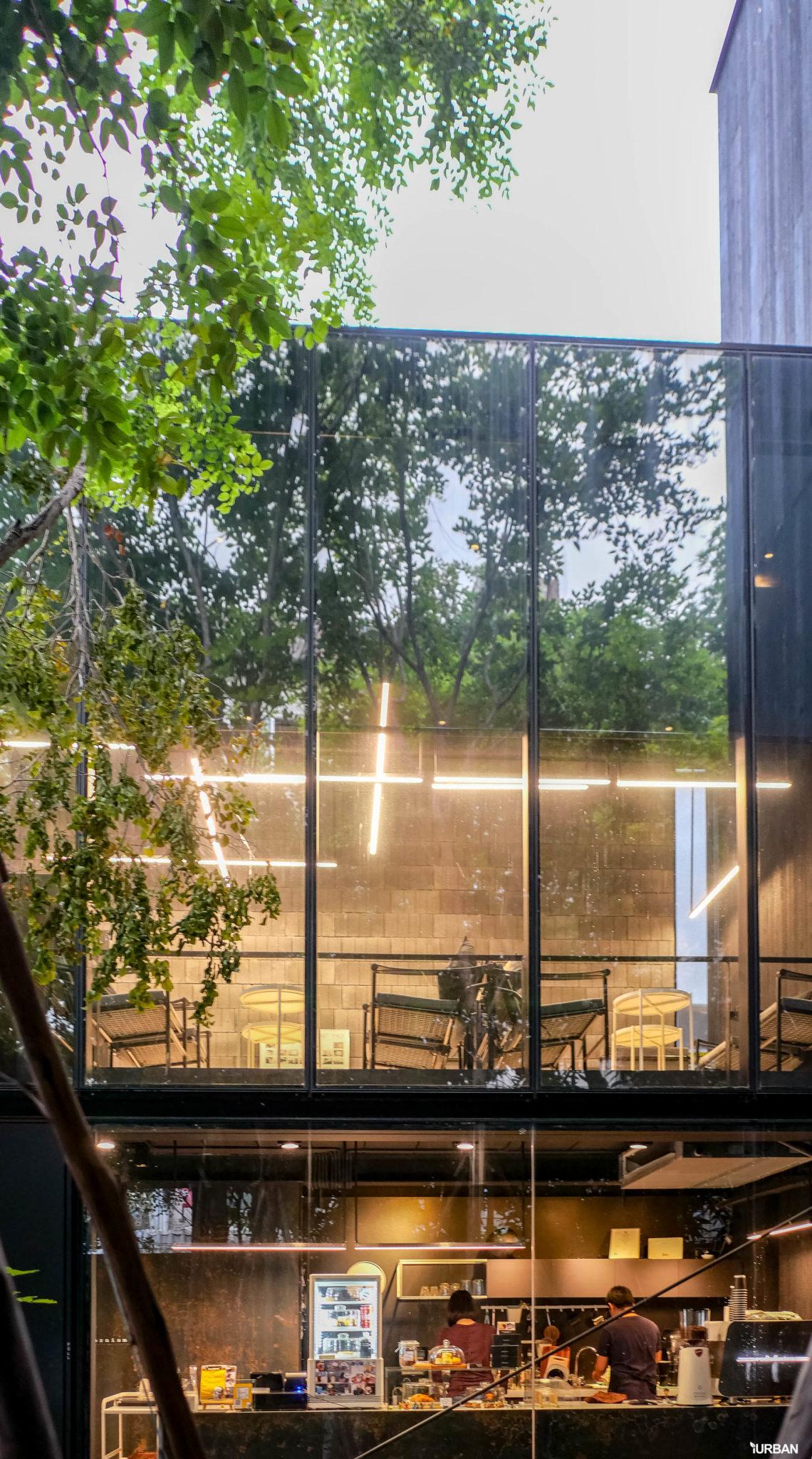 MODERNISM: ARCHITECT CAFE คาเฟ่ที่จะทำให้คุณได้ทึ่งพร้อมสัมผัสของจริงกับงานสถาปัตยกรรมสไตล์ modern 16 -