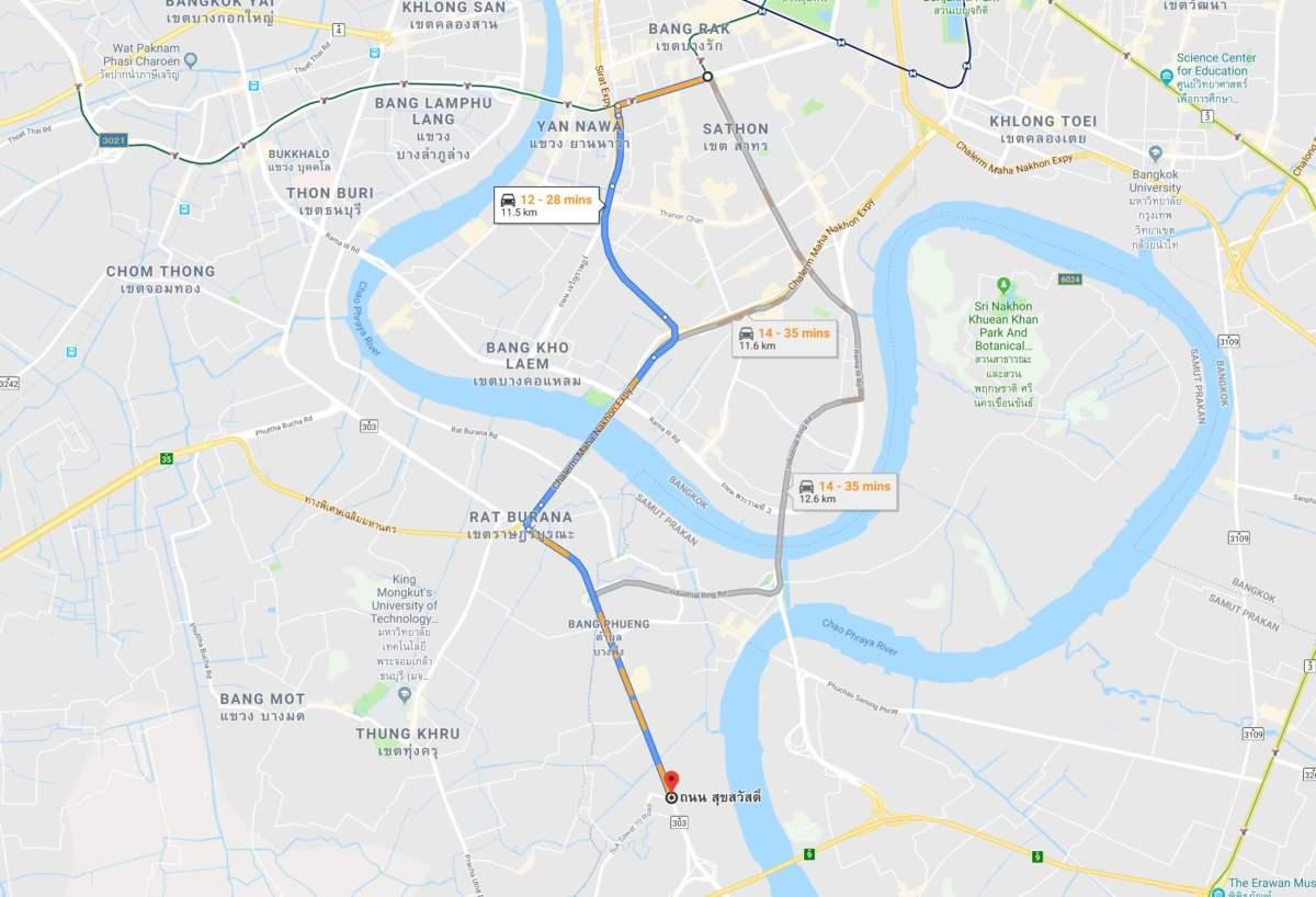 """สำรวจ """"สุขสวัสดิ์"""" ทำเลเยี่ยม ตอบโจทย์คนทำงานในเมืองสาทร-สีลม ที่อยากมี """"บ้าน"""" 29 - AP (Thailand) - เอพี (ไทยแลนด์)"""
