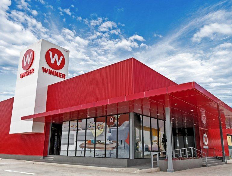 """""""อินเด็กซ์ ลิฟวิ่งมอลล์"""" รุกหนักแผนขยายสาขา แตกโมเดลใหม่ร้านค้า """"วินเนอร์ เฟอร์นิเจอร์ เซ็นเตอร์"""" แตกโมเดลใหม่ร้านค้า """"วินเนอร์ เฟอร์นิเจอร์ เซ็นเตอร์"""" 13 -"""