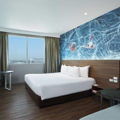 โปรโมชั่นห้องพักราคาสุดคุ้ม ณ โรงแรมเซ็นทรา บายเซ็นทาราศูนย์ราชการ 16 -