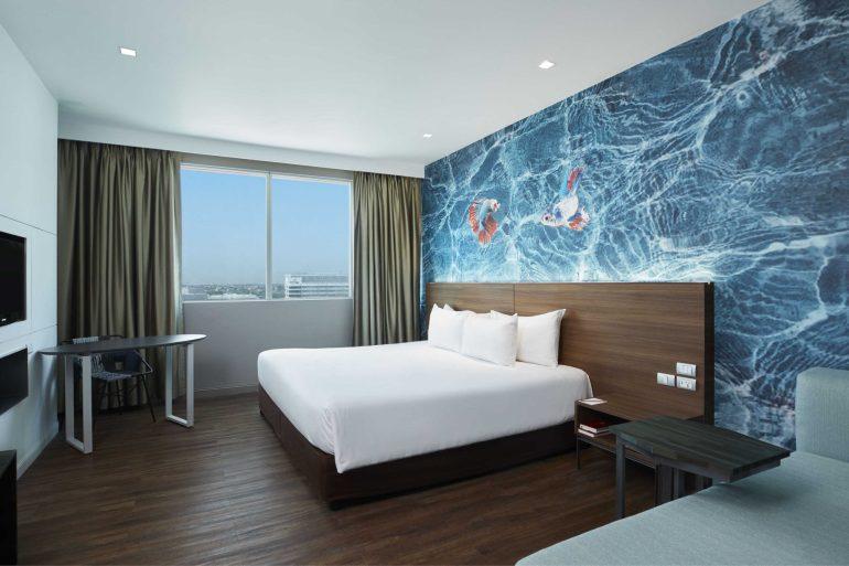 โปรโมชั่นห้องพักราคาสุดคุ้ม ณ โรงแรมเซ็นทรา บายเซ็นทาราศูนย์ราชการ 32 - ข่าวประชาสัมพันธ์ - PR News