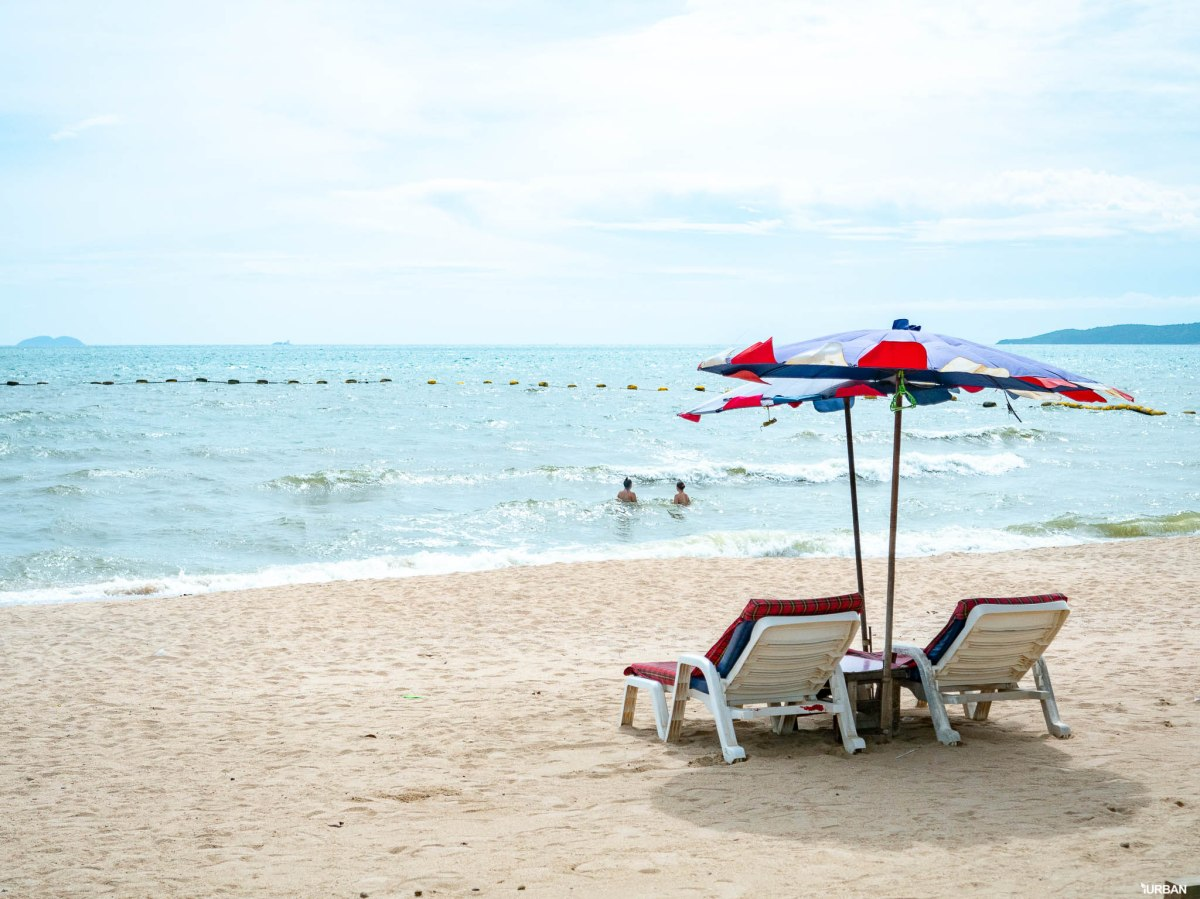 7 ชายหาดทะเลพัทยา ที่ยังสวยสะอาดน่าเที่ยวใกล้กรุงเทพ ไม่ต้องหนีร้อนไปไกล ก็พักได้ ชิลๆ 50 - Beach