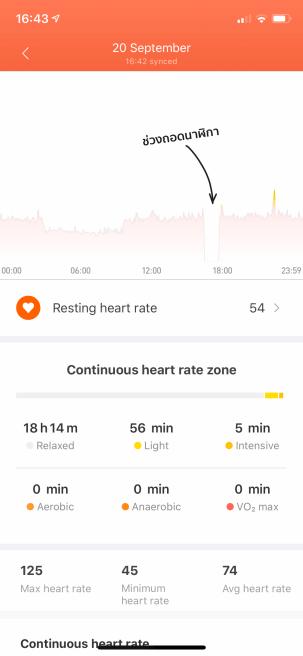 "Amazfit GTR : Smart Watch หน้าปัทม์จอ AMOLED ""วัดหัวใจบันทึกชีพจรและจำนวนก้าวตลอดเวลา"" แบตอึดสุด 24 วัน! 30 - Highlight"