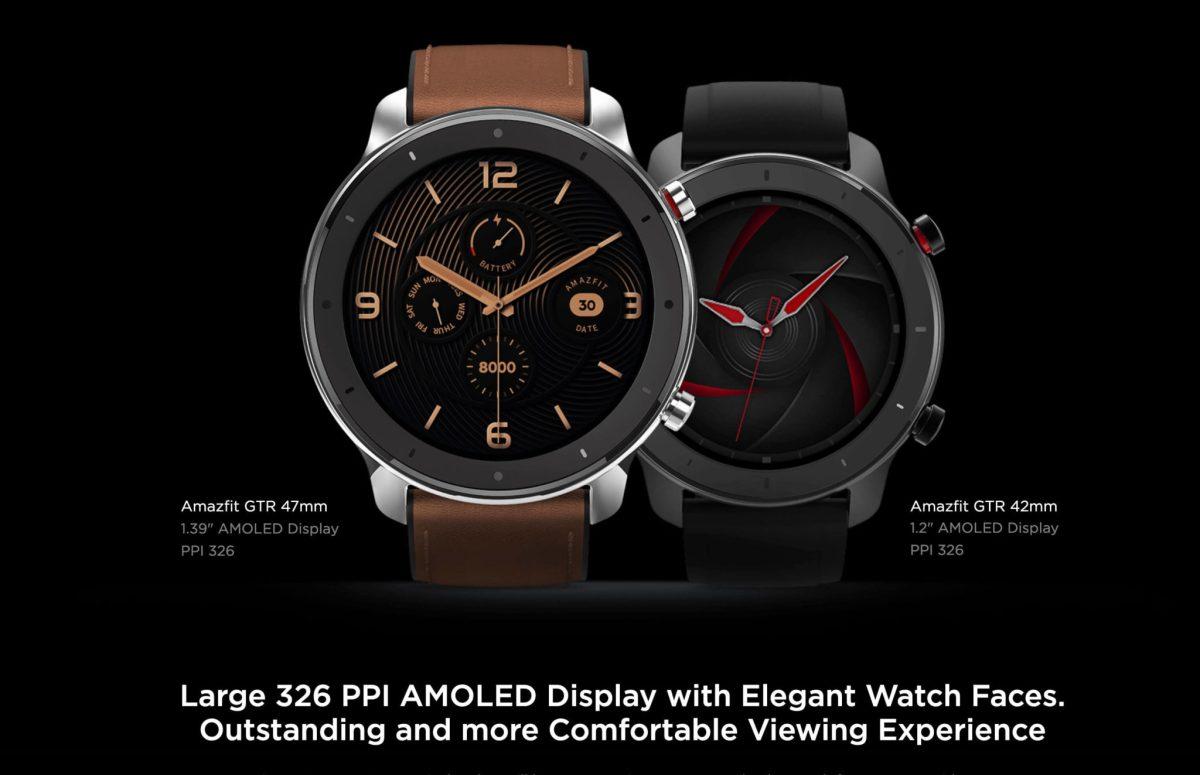 Amazfit GTR : Smart Watch รุ่นหน้าปัดจอสีดิจิตอล ที่ใช้งานได้นานที่สุดถึง 24 วัน 29 - Highlight
