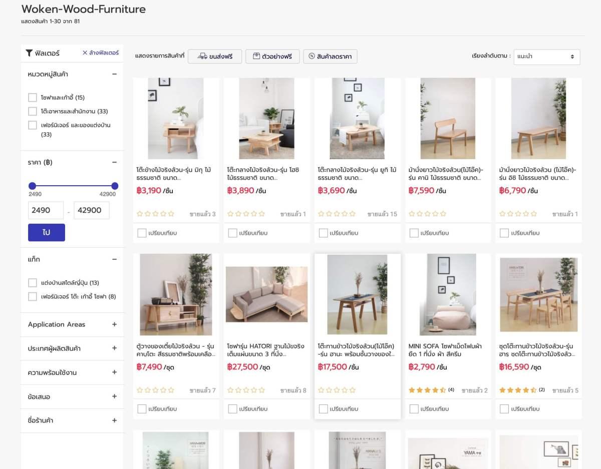 """15 แบรนด์ดัง """"วัสดุและของแต่งบ้าน"""" เล็งเห็นโอกาสบนโลกออนไลน์ ร่วมมือ NocNoc.com แหล่งรวมร้านค้าสำหรับคนรักบ้าน 18 - Marketplace"""