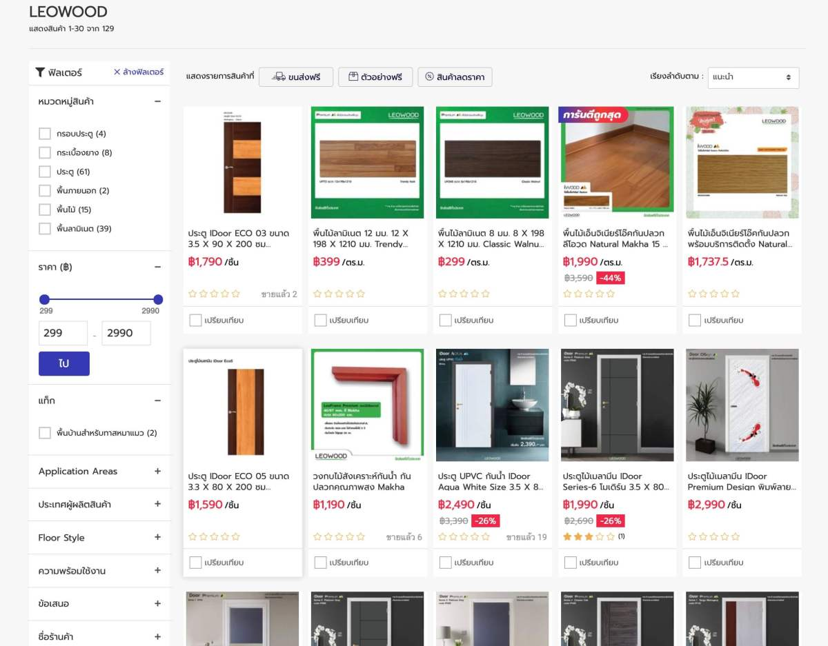 """15 แบรนด์ดัง """"วัสดุและของแต่งบ้าน"""" เล็งเห็นโอกาสบนโลกออนไลน์ ร่วมมือ NocNoc.com แหล่งรวมร้านค้าสำหรับคนรักบ้าน 19 - Marketplace"""