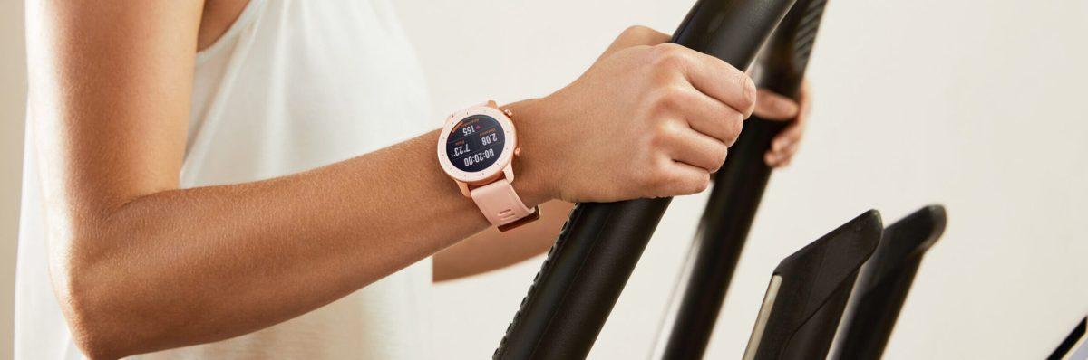 "Amazfit GTR : Smart Watch หน้าปัทม์จอ AMOLED ""วัดหัวใจบันทึกชีพจรและจำนวนก้าวตลอดเวลา"" แบตอึดสุด 24 วัน! 38 - Highlight"