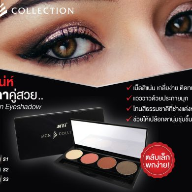 MTI SIGN COLLECTION EYESHADOW 14 -