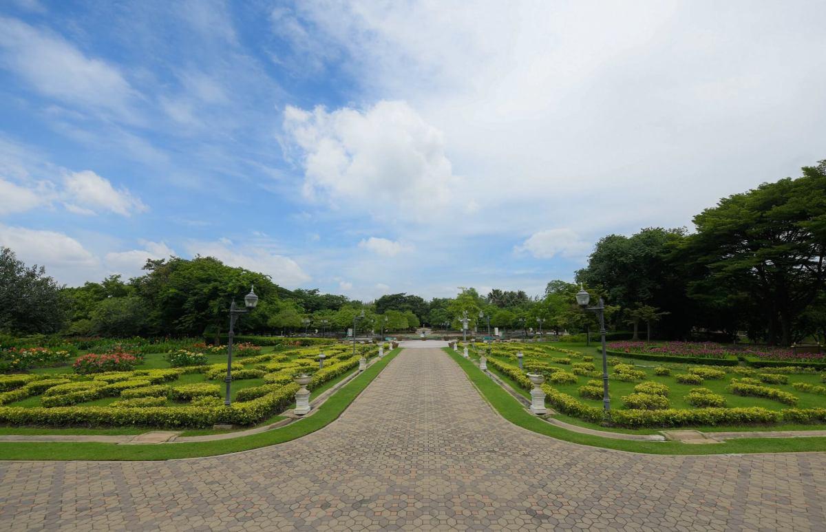 CHECK-IN...10 พิกัดแชะ @3 สวนสวยกลางเมือง ที่สายวิ่ง TMB   ING PARKRUN 2019 ไม่ควรพลาด! 16 -