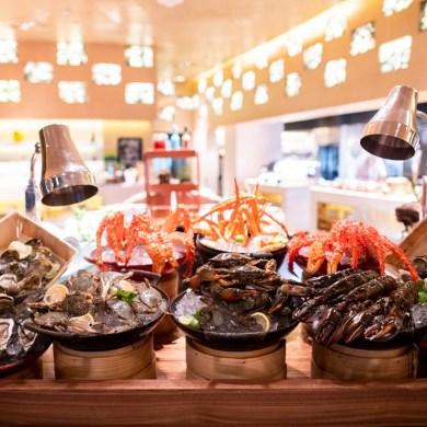 บุฟเฟต์ซีฟู้ด สำหรับคนรักอาหารทะเล ที่ห้องอาหารฟิฟท์ตี้ เซเว่น สตรีท 15 -