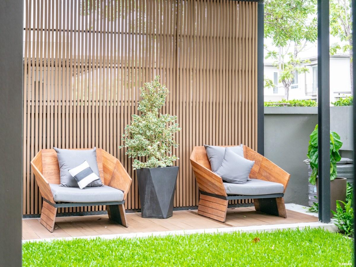 รีวิว บารานี พาร์ค ศรีนครินทร์-ร่มเกล้า บ้านสไตล์ Courtyard House ของไทยที่ได้รางวัลสถาปัตยกรรม 120 - Baranee Park