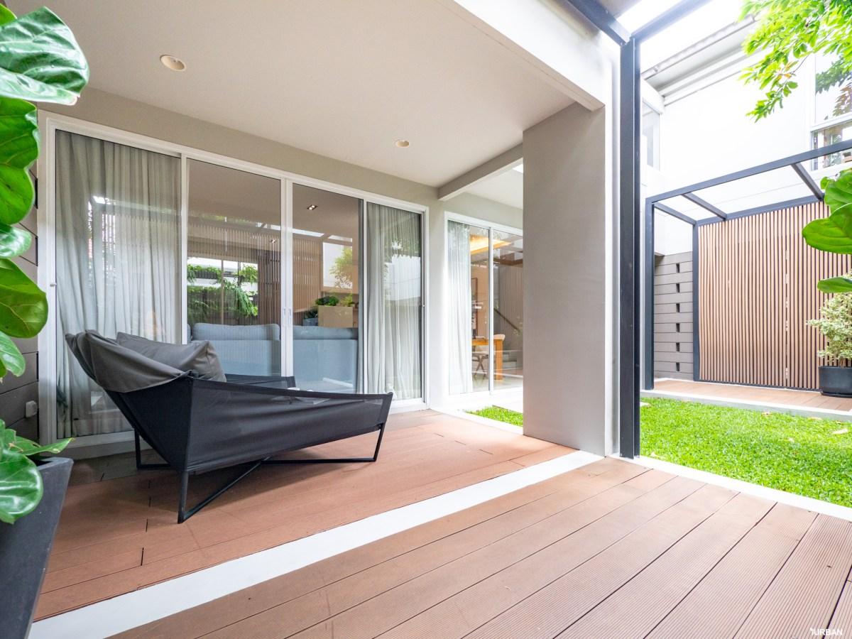 รีวิว บารานี พาร์ค ศรีนครินทร์-ร่มเกล้า บ้านสไตล์ Courtyard House ของไทยที่ได้รางวัลสถาปัตยกรรม 21 - Baranee Park