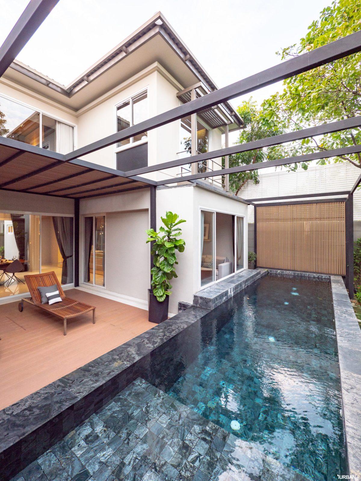 รีวิว บารานี พาร์ค ศรีนครินทร์-ร่มเกล้า บ้านสไตล์ Courtyard House ของไทยที่ได้รางวัลสถาปัตยกรรม 152 - Baranee Park