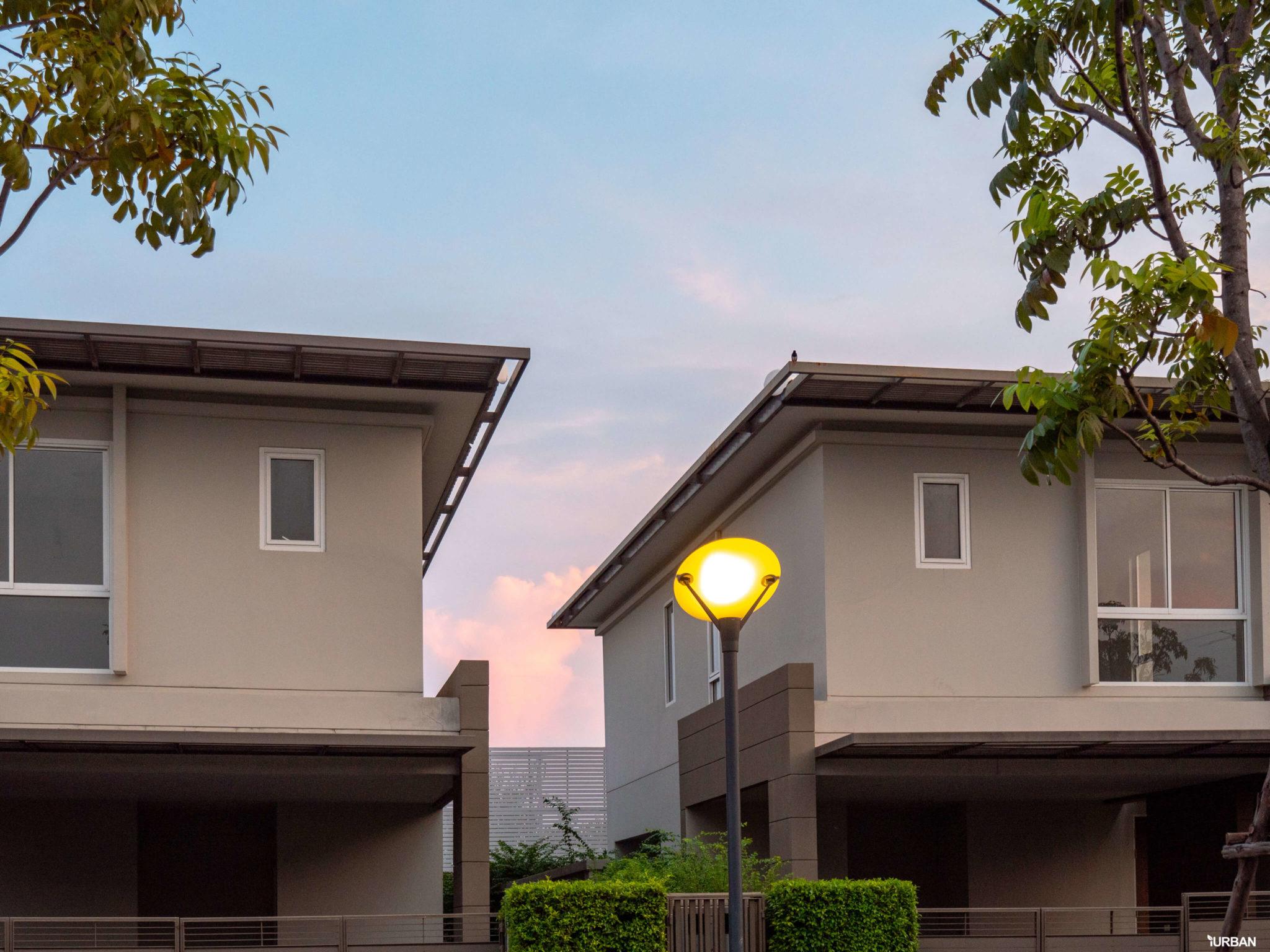รีวิว บารานี พาร์ค ศรีนครินทร์-ร่มเกล้า บ้านสไตล์ Courtyard House ของไทยที่ได้รางวัลสถาปัตยกรรม 32 - Baranee Park