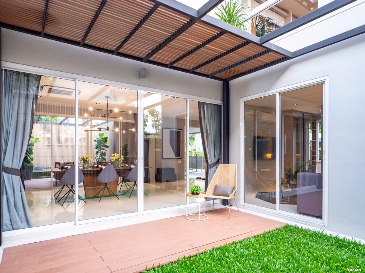 รีวิว บารานี พาร์ค ศรีนครินทร์-ร่มเกล้า บ้านสไตล์ Courtyard House ของไทยที่ได้รางวัลสถาปัตยกรรม 150 - Baranee Park