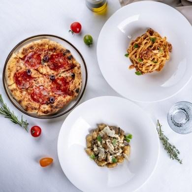 ใหม่ เซตเมนูอาหารอิตาเลี่ยนมื้อกลางวันสำหรับกลางฤดูใบไม้ร่วง ที่ เมดิชี่ คิทเช่น แอนด์ บาร์ 22 -