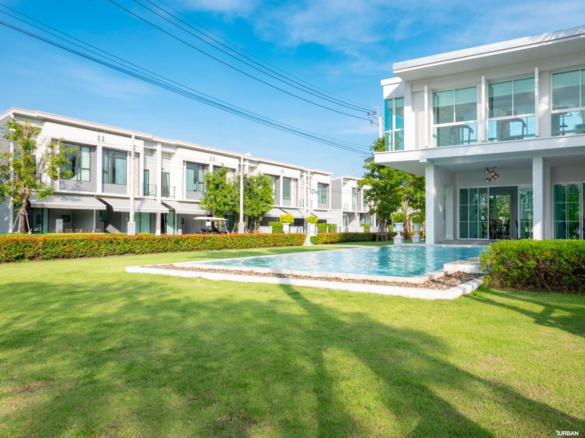 รีวิวทาวน์โฮม Pleno ปิ่นเกล้า - จรัญฯ การออกแบบที่ดีมากทั้งในบ้านและส่วนกลางที่ให้เกินราคา 13 - AP (Thailand) - เอพี (ไทยแลนด์)