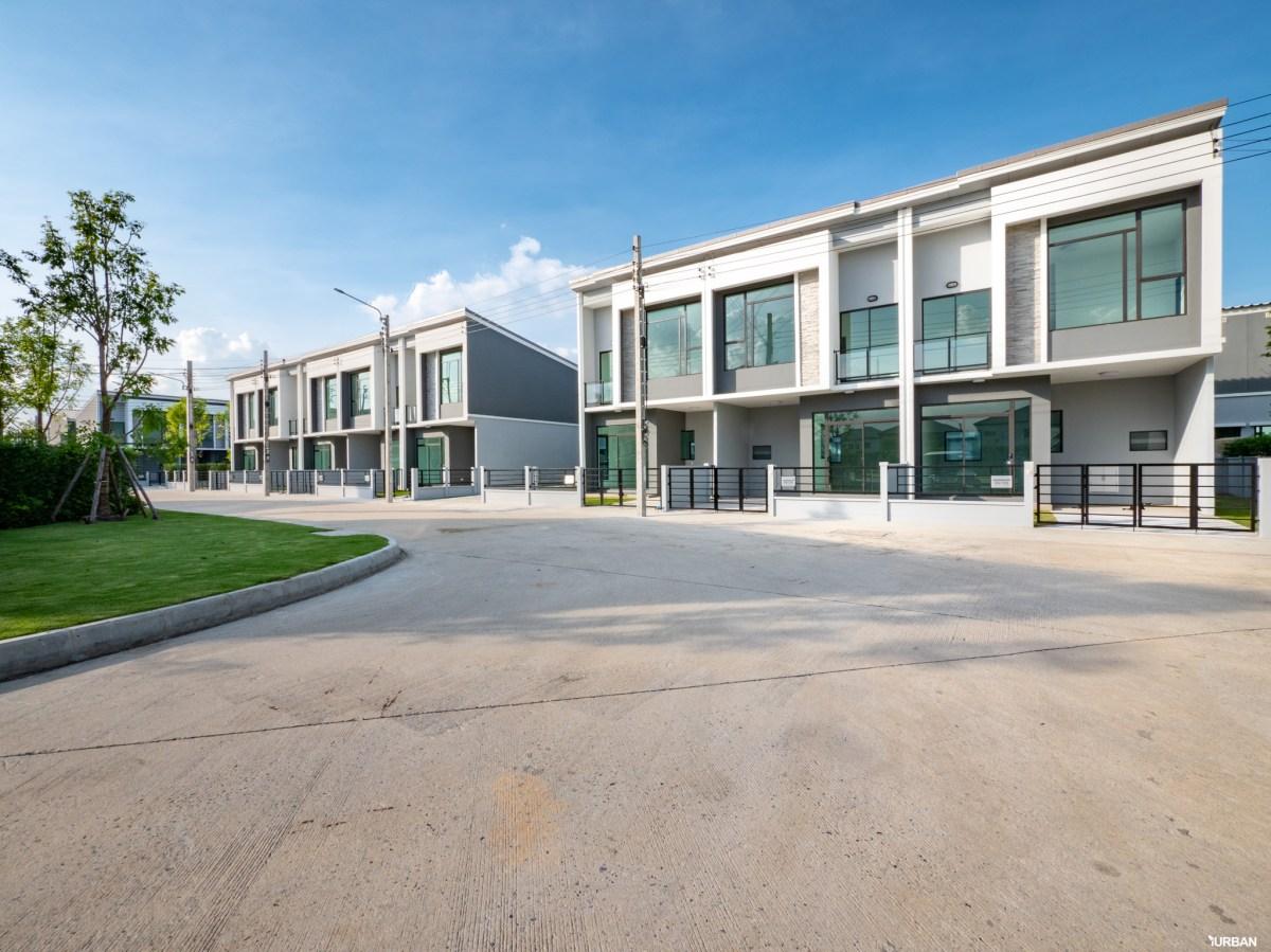 รีวิวทาวน์โฮม Pleno ปิ่นเกล้า - จรัญฯ การออกแบบที่ดีมากทั้งในบ้านและส่วนกลางที่ให้เกินราคา 33 - AP (Thailand) - เอพี (ไทยแลนด์)