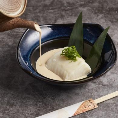 ปลาหิมะนึ่งซอสครีมมะพร้าว เมนูพิเศษประจำเดือนตุลาคม ณ ห้องอาหารคิซาระ 16 -