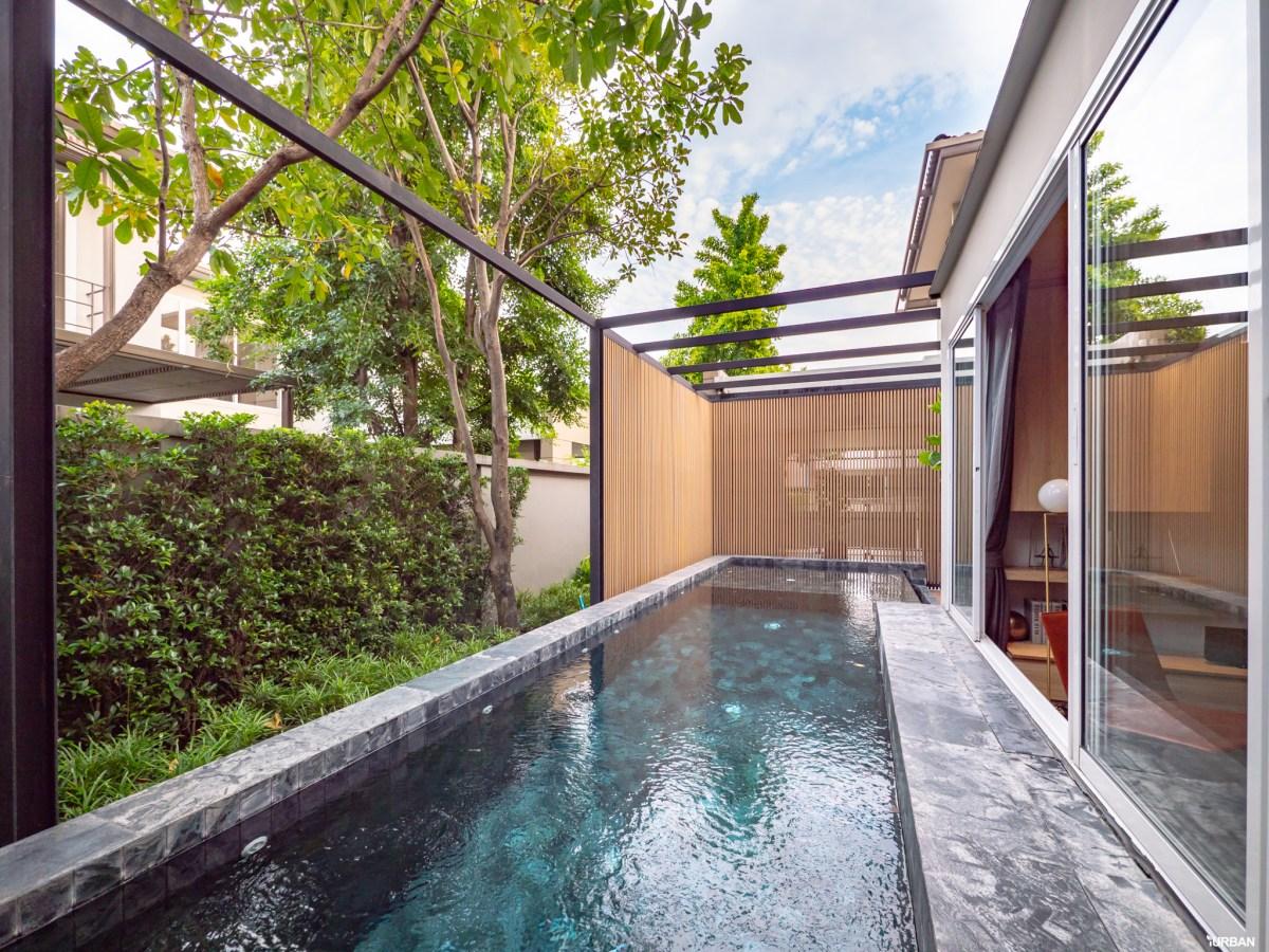 รีวิว บารานี พาร์ค ศรีนครินทร์-ร่มเกล้า บ้านสไตล์ Courtyard House ของไทยที่ได้รางวัลสถาปัตยกรรม 148 - Baranee Park