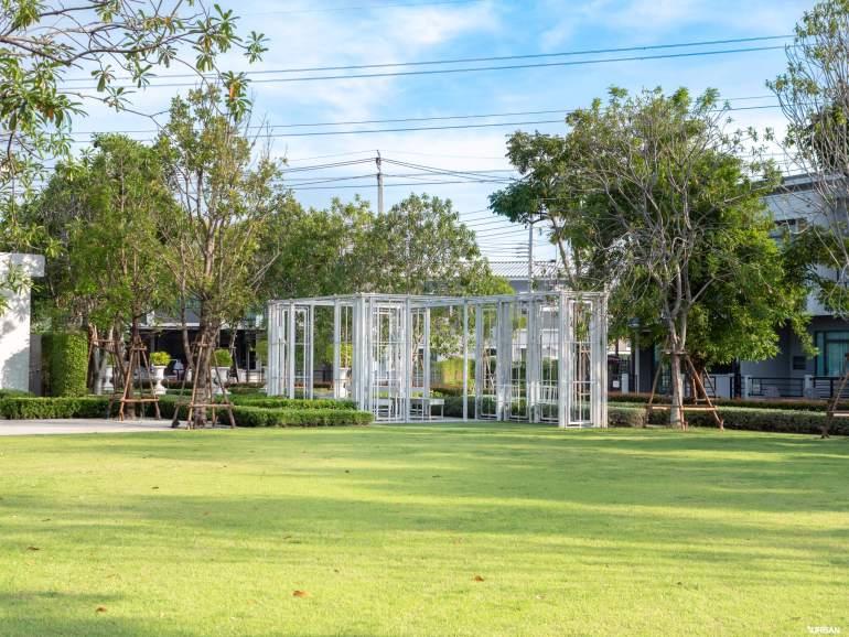 รีวิวทาวน์โฮม Pleno ปิ่นเกล้า - จรัญฯ การออกแบบที่ดีมากทั้งในบ้านและส่วนกลางที่ให้เกินราคา 31 - AP (Thailand) - เอพี (ไทยแลนด์)