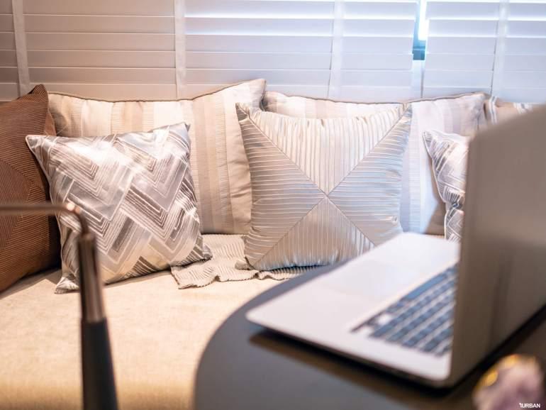 รีวิวทาวน์โฮม Pleno ปิ่นเกล้า - จรัญฯ การออกแบบที่ดีมากทั้งในบ้านและส่วนกลางที่ให้เกินราคา 77 - AP (Thailand) - เอพี (ไทยแลนด์)