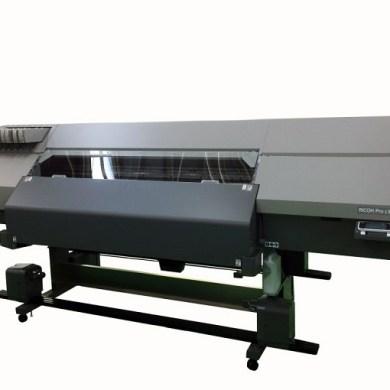 RICOH ยกระดับศักยภาพของผู้ให้บริการงานพิมพ์ ด้วยเครื่องพิมพ์ลาเท็กซ์ขนาดใหญ่ความละเอียดสูงรุ่น RICOH Pro L5160 15 -