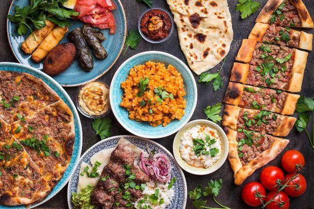 ที่สุดของรสชาติความอร่อยสไตล์ตุรกีแท้ มนต์เสน่ห์แห่งตะวันออกกลาง ณ ห้องอาหารเดอะเวิลด์ โรงแรมเซ็นทาราแกรนด์ฯ เซ็นทรัลเวิลด์ 13 -