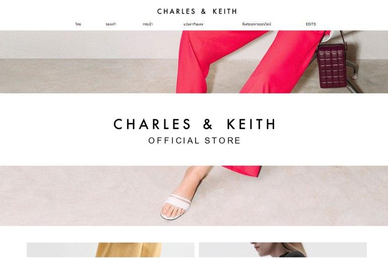 รองเท้าส้นเตี้ยของ Charles & Keith เรียบหรู ดูดี สาวๆ ไม่ควรพลาด [New In 2019] 13 -