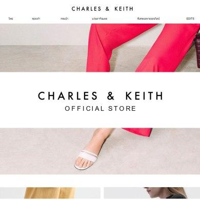 รองเท้าส้นเตี้ยของ Charles & Keith เรียบหรู ดูดี สาวๆ ไม่ควรพลาด [New In 2019] 14 -