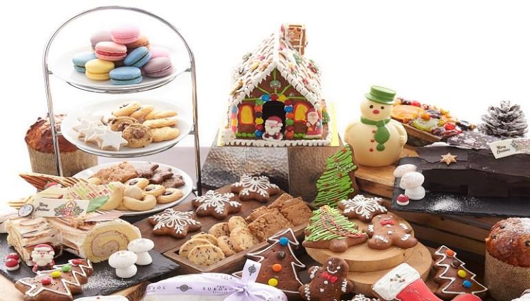 ซานต้าคลอส...เตรียมพร้อมส่งมอบความสุขด้วยขนมอันหอมหวล ณ เดอะ เดลี่ ช็อป โรงแรม เดอะ สุโกศล กรุงเทพ 13 -