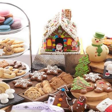 ซานต้าคลอส...เตรียมพร้อมส่งมอบความสุขด้วยขนมอันหอมหวล ณ เดอะ เดลี่ ช็อป โรงแรม เดอะ สุโกศล กรุงเทพ 15 -