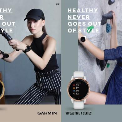 การ์มิน เปิดตัวไอเทม Garmin vivoactive 4 และ Garmin Venu จีพีเอสสมาร์ทวอทช์ หน้าจอสีปรับใหม่ คู่ใจสายกีฬาและแฟชั่น 15 -