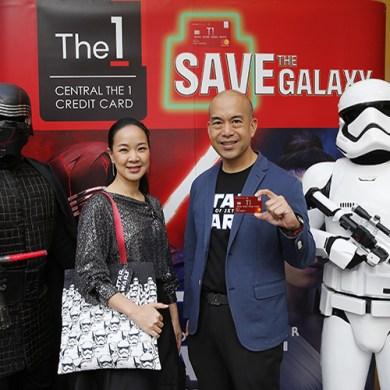 บัตรเครดิตเซ็นทรัล เดอะ วัน ร่วมกับ เดอะ วอลท์ ดิสนีย์ (ประเทศไทย) เอาใจสาวกสตาร์ วอร์ส ชวนชมมหากาพย์สงครามแห่งจักรวาล Star Wars: The Rise of Skywalker ก่อนใคร 16 -