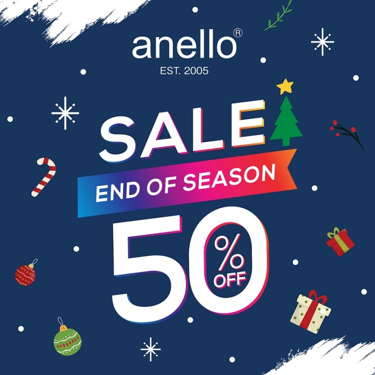 anello end of season sale 13 -
