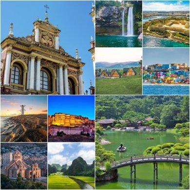 ปีหน้าจะไปเที่ยวไหนดี? Booking.com เผย 10 จุดหมายมาแรงในหมู่นักเดินทางชาวไทยและต่างชาติ ให้ผู้เดินทางยุคใหม่ได้ไปสำรวจในปี 2020 15 -