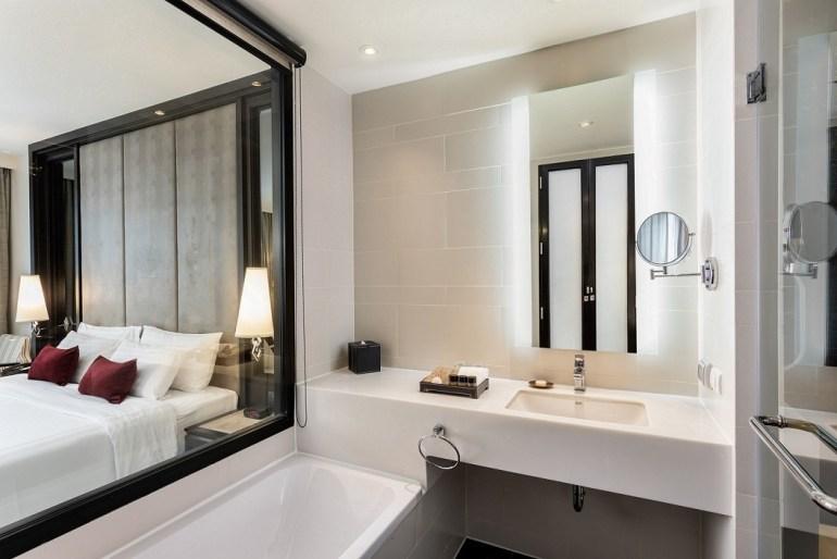 โปรโมชั่นพิเศษสำหรับคนไทย ฟรีอัพเกรดไปยังห้องเอ็กเซ็กคิวทีฟ ณ โรงแรมเมอเวนพิค สุขุมวิท 15 กรุงเทพ 13 -