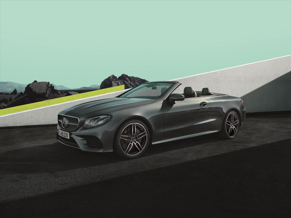 เมอร์เซเดส-เบนซ์ส่งรถยนต์ใหม่ 3 รุ่น ลุยสร้างความคึกคักให้ตลาดรถยนต์รับปี 2020 28 -