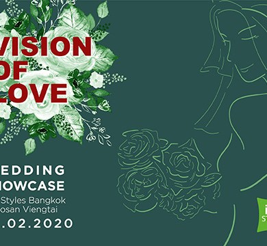 Vision of Love Wedding Showcase at ibis Styles Bangkok Khaosan Viengtai 15 -