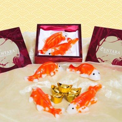 """ต้อนรับวันตรุษจีนด้วย """"เหนียนเกา"""" ขนมเข่งรูปปลา สัญลักษณ์แห่งความเป็นสิริมงคล 16 -"""