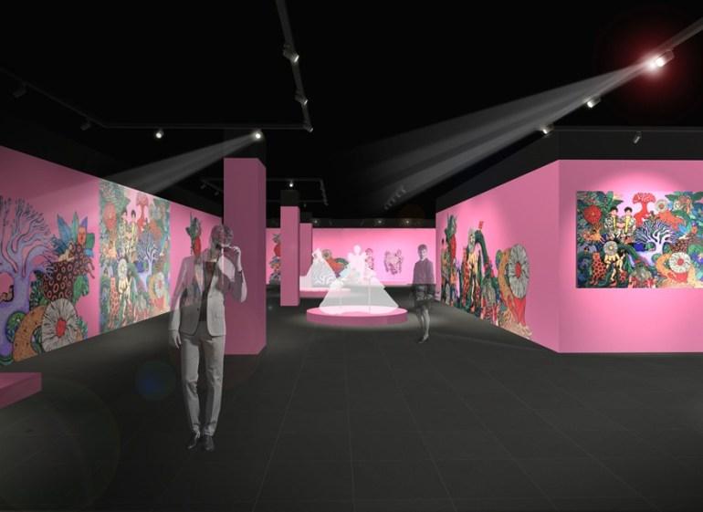 นิทรรศการ ฉลองครบรอบ 20 ปี Tube Gallery ภายใต้คอนเซปต์ The World of Tube Gallery ณ River City Bangkok 13 -