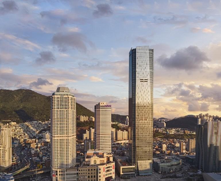 อวานี โฮเทลส์ แอนด์ รีสอร์ท เปิดให้บริการ อวานี เซ็นทรัล ปูซาน ขยายเข้าสู่เกาหลีใต้เป็นครั้งแรก 13 -