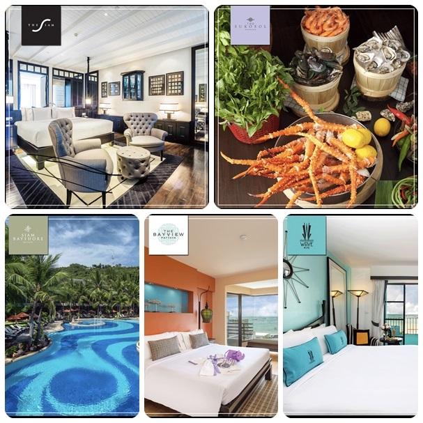 """5 - 8 มีนาคมนี้ ซื้อบัตรกำนัล """"งานไทยเที่ยวไทย ครั้งที่ 54"""" กลุ่มโรงแรมในเครือสุโกศล ได้ที่ บูธ L10 / L41 ณ ไบเทค บางนา 13 -"""